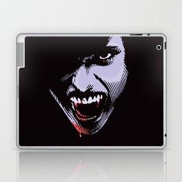 Scary Female Vampire Laptop & iPad Skin