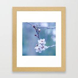 hope springs eternal Framed Art Print