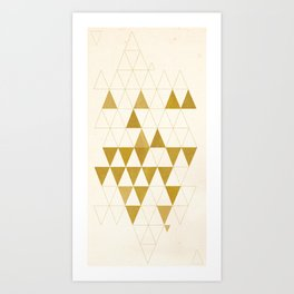 My Favorite Shape Art Print