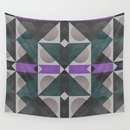 entire time Wall Tapestry
