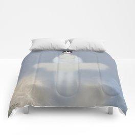 Dona d'aigua VI Comforters