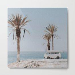 summer road trip Metal Print