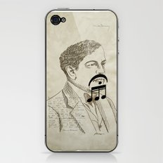 Claude Debussy iPhone & iPod Skin