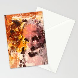 Oak Man Stationery Cards