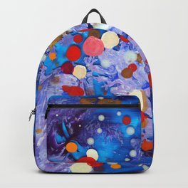 Abstract Reef Backpack