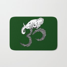 Remover of All Obstacles  Bath Mat