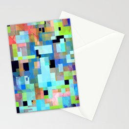 running out 5a 2d Stationery Cards