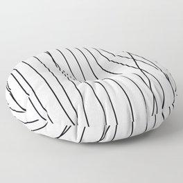 Light Bamboo Floor Pillow
