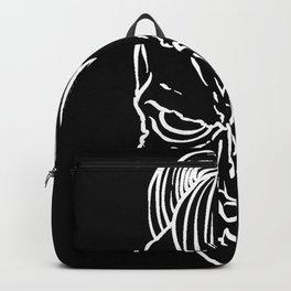 Halloween Oni Asia Demon Backpack