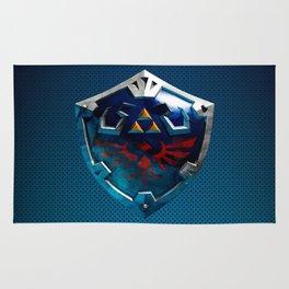 Link Shield Rug