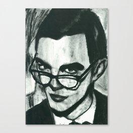 Not a Self Portrait Canvas Print