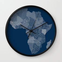 Continental II Wall Clock