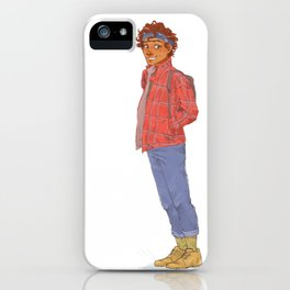 Courf iPhone Case