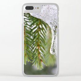 AbitibiWinter11 Clear iPhone Case