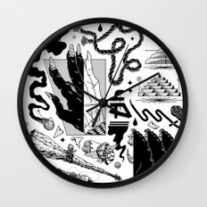 Seance Wall Clock