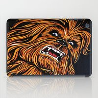 chewbacca iPad Cases featuring Chewbacca by Laura-A