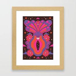 Holy Grail Framed Art Print