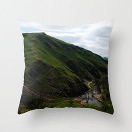 Thorpe Cloud Throw Pillow
