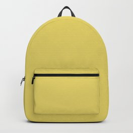 Hansa Yellow - solid color Backpack