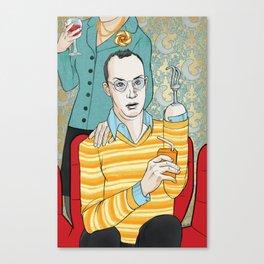 Motherboy XXX Canvas Print
