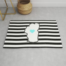Love Floats Rug
