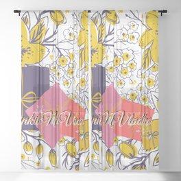 #VLD Sheer Curtain
