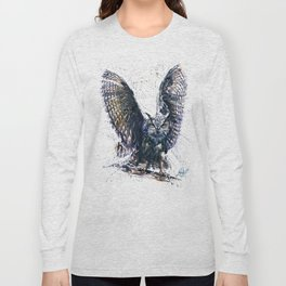 Owl 3 Long Sleeve T-shirt