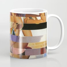 Glitch Pin-Up Redux: Sophia Coffee Mug