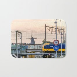 Sunrise Commute Bath Mat