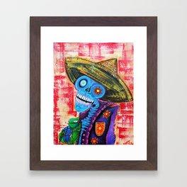 In The Afterlife Framed Art Print