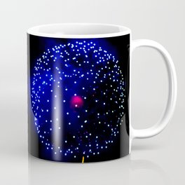Cellular Firework Coffee Mug