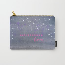 Karisfornia Love Carry-All Pouch