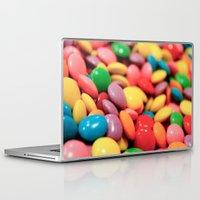 confetti Laptop & iPad Skins featuring Confetti by Studio Laura Campanella