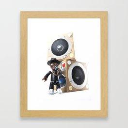 toy 3 Framed Art Print