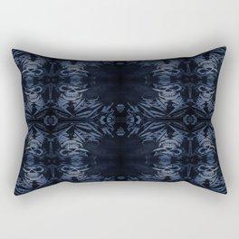 Death Driver Pattern (Large) Rectangular Pillow