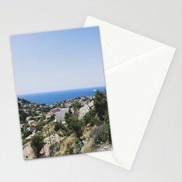 Mediteranean Coast Stationery Cards