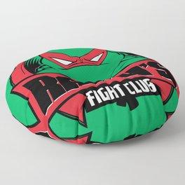 Raph's Fight Club Floor Pillow