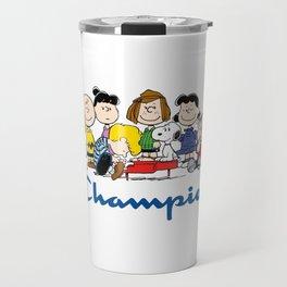 Snoopy and The Peanuts Gang Travel Mug