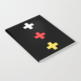 Crosses Notebook