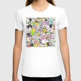 Brightly Mix by ilya konyuhov (c) T-shirt