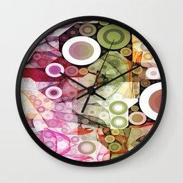 Kringles Art Flow II Wall Clock