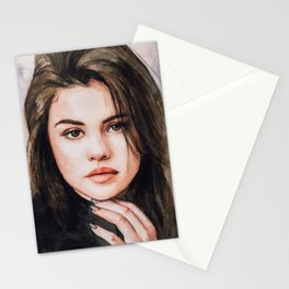 Sel Watercolors Stationery Cards