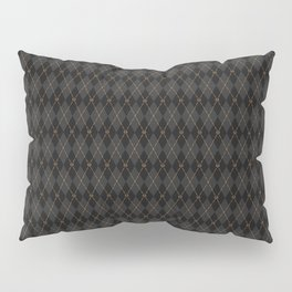 Modern Gentleman's Armour Pillow Sham