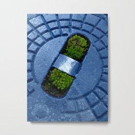 little green II Metal Print