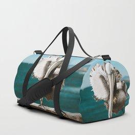 Pelican Says Hi Duffle Bag
