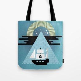 Born to Explore Pt4 Tote Bag