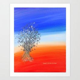 Ghost Tree, #3 Art Print