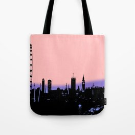London Skylne Tote Bag