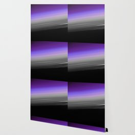 Purple Gray Black Smooth Ombre Wallpaper