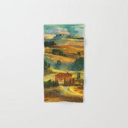 Hills of Tuscany Hand & Bath Towel